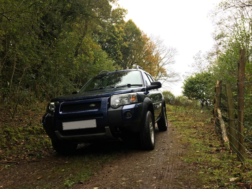 The Land Rover Blog project Freelander